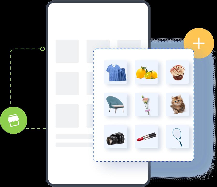 搬商品: 一鍵整店鋪貨,提高運營效率