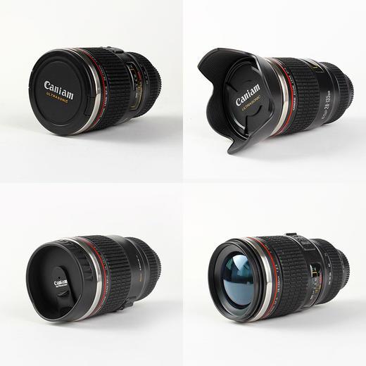 【为思礼】单反相机镜头杯 加高佳能款 咖啡杯 创意杯 时尚潮品 创意礼物 商品图1