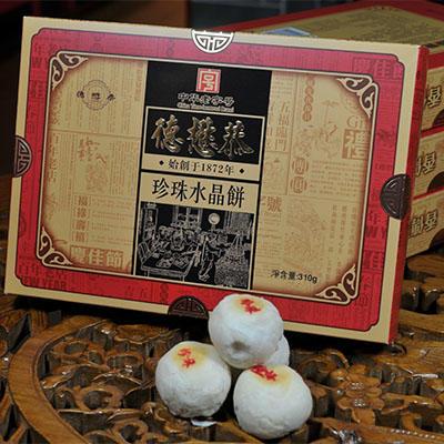 珍珠水晶饼(小珍珠)/盒 商品图0