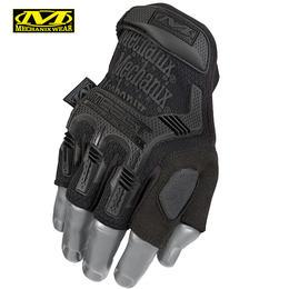 美国Mechanix 机械大师M-PACT Fingerless 半指手套 铠甲战术防护