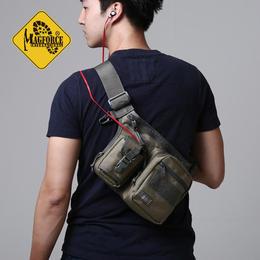麦格霍斯magforce正品台湾马盖先户外腰包2316防水相机杂物包单肩