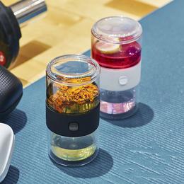 哲品π杯快客杯便携茶具包户外旅行套装派杯功夫茶杯过滤喝茶整套