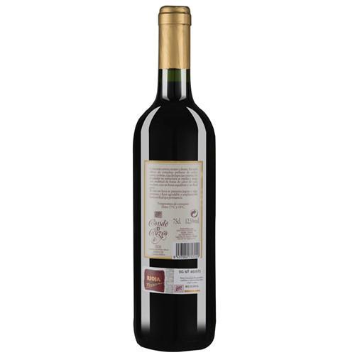 西班牙·库斯科伯爵珍藏干红 商品图2