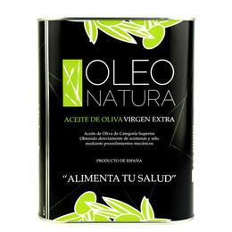 西班·欧莉雅特级初榨橄榄油2.5L桶装