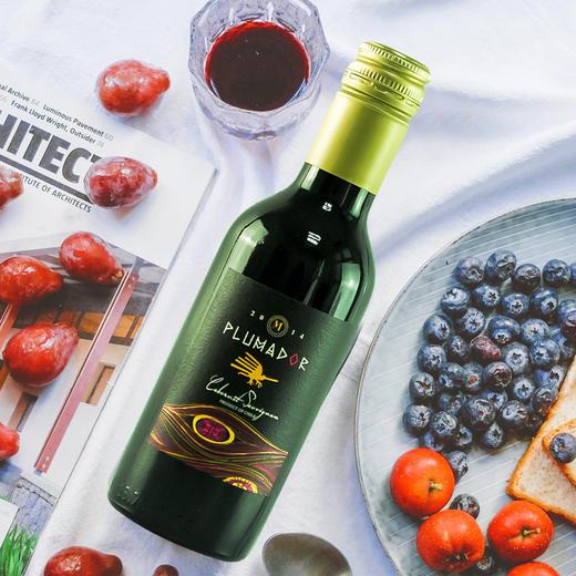 智利·花鸟赤霞珠红葡萄酒 商品图0