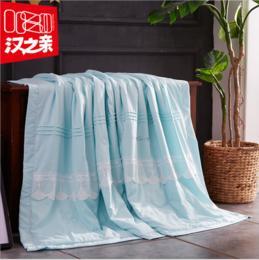 【床上用品】长绒棉夏被法式浪漫风情空调被