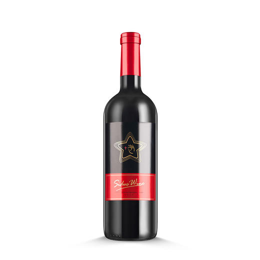 星得斯钻石系列美乐葡萄酒(三钻) 商品图0