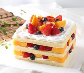 美好时光 | 夏季女生最爱水果生日蛋糕