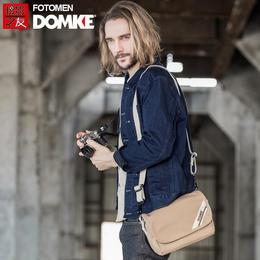 美国DOMKE杜马克F-5XB摄影包徕卡相机包微单包单肩复古工装包