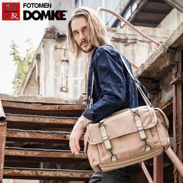 美国DOMKE杜马克F-7大容量专业摄影旅行包单反相机包镜头包单肩包