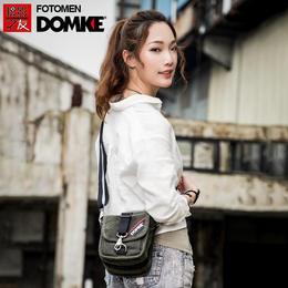 美国DOMKE杜马克THE TREKKER徕卡相机包微单包摄影包单肩包腰包