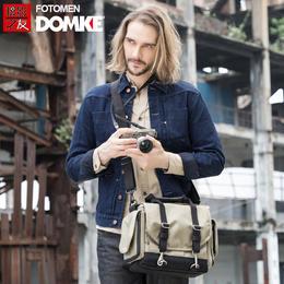 美国DOMKE杜马克THEDIRECTOR数码单反相机包摄影包单肩简约通勤包