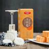 百钻冰皮月饼模具 手压式家用做广式月饼绿豆糕烘焙工具50克100g 商品缩略图1
