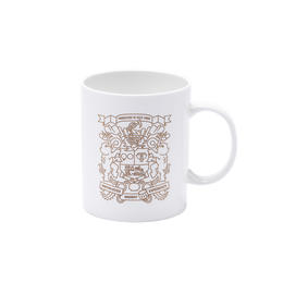 大象公会纹章骨瓷马克杯 限定版文化产品
