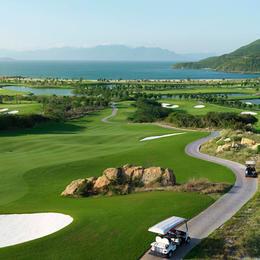 芽庄珍珠岛高尔夫俱乐部 Vinpearl Golf Nha Trang   越南高尔夫球场 俱乐部   芽庄高尔夫