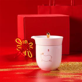 敬物·12生肖纳福杯,【春节不打样正常发货】手捧一份福气,守住岁岁朝朝的安康