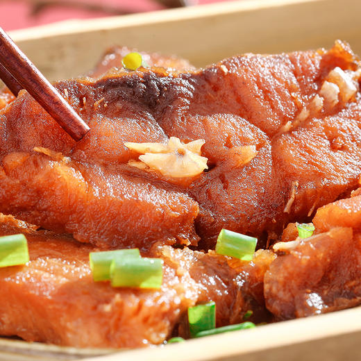 【三珍好礼】三珍斋熟食大礼包 八宝鸭 东坡肉 荷叶饭 熏鱼 卤鸭 狮子头 商品图6