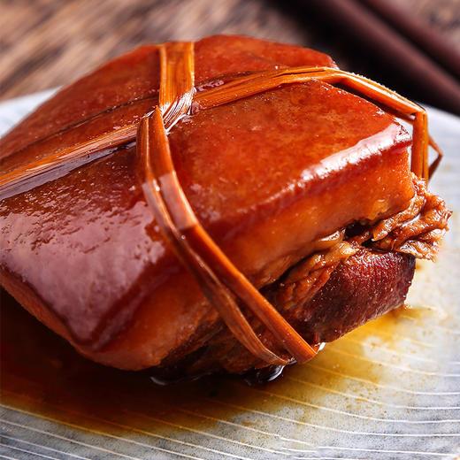 【三珍好礼】三珍斋熟食大礼包 八宝鸭 东坡肉 荷叶饭 熏鱼 卤鸭 狮子头 商品图4