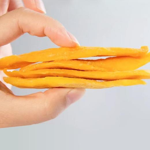 【会员专享-积分加价购】[芒果干]两斤鲜芒果出一包 120g*5袋 商品图0