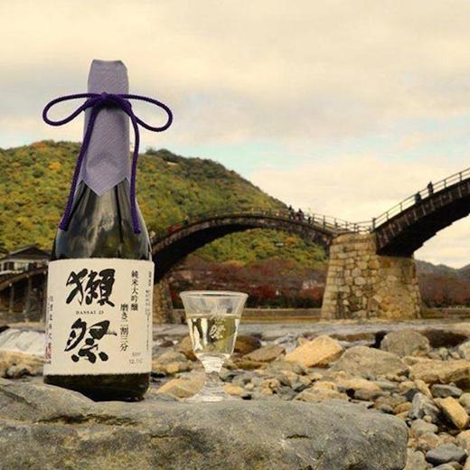 【积分加价购】[獭祭]23二割三分山田锦纯米大吟酿清酒720ml 商品图0