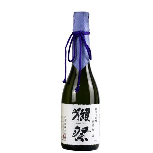 【积分加价购】[獭祭]23二割三分山田锦纯米大吟酿清酒720ml 商品图2
