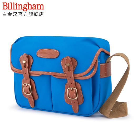 英国Billingham白金汉荧光Hadley Small缤纷色时尚款单肩帆布摄影包 商品图0