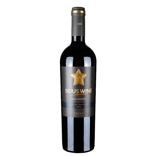 星得斯星级系列七星卡曼尼干红葡萄酒 商品图2