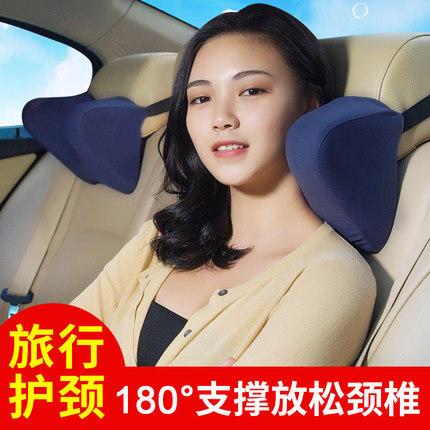 【安全通话,侧靠休息】舒倚安侧靠头枕,双专利设计,180度环绕放松颈椎 商品图9