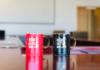 人民网独家马克杯 人民红 权威实力源自人民  新骨瓷烫真金 星巴克供应商 红黑双色可选 商品缩略图4