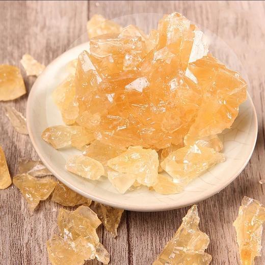 弥勒竹园古法冰糖 原汁原蔗 甜而不腻  传统工艺制作 500克 商品图0