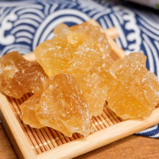 弥勒竹园古法冰糖 原汁原蔗 甜而不腻  传统工艺制作 500克 商品图3