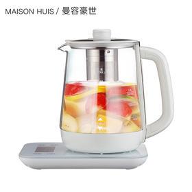 养生壶玻璃电煮茶壶全自动加厚一体多功能家用小功率炖燕窝花茶壶
