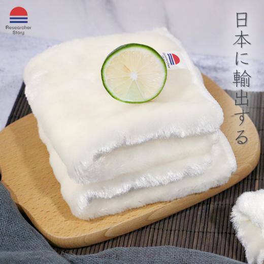 【日本神奇抹布】木纤维自清洁 海量吸油不沾油 吸水速干 告别洗涤剂 厨房去油利器 商品图0