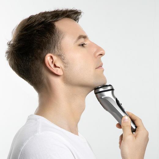 【充一次电 用60天】映趣剃须刀  3D悬浮刀头  不卡胡须 商品图1