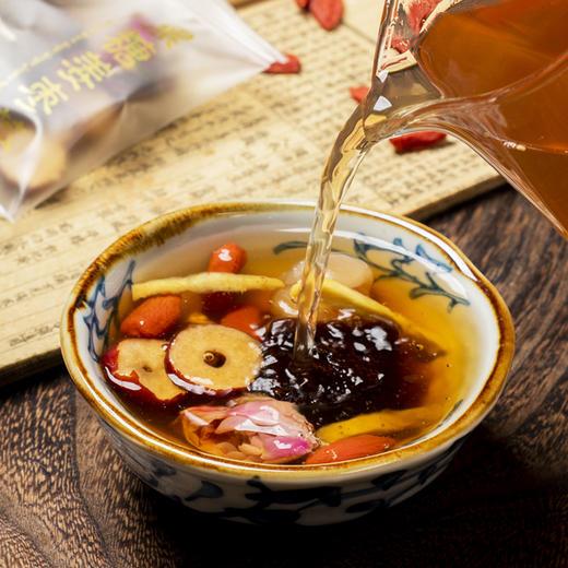 优选 | 黑糖 姜枣 桂圆茶 暖身  经期茶 姨妈茶 调气血10包*30g/盒  包邮 商品图2