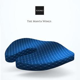 【久坐不易累  舒缓腰椎】TOTONUT魔态坐垫  3D打印技术 贴合人体 透气舒适