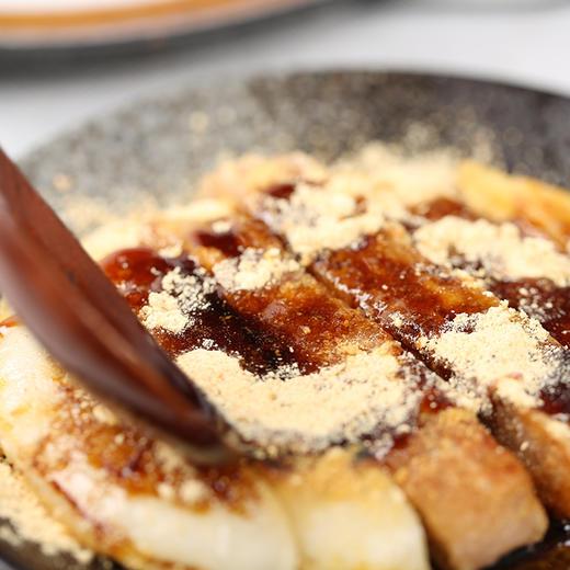 【恩施 • 土家族手工糍粑】 #买糍粑送黄豆粉# 糯米、玉米、高粱三种口味 香滑软糯 可煎、炸、煮、烤 宝宝爱吃 商品图3