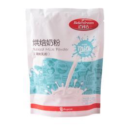 百钻烘焙奶粉200g 雪花酥牛轧糖、蛋糕面包等烘焙专用材料