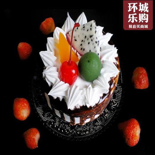 四寸水果蛋糕-018009 商品图1