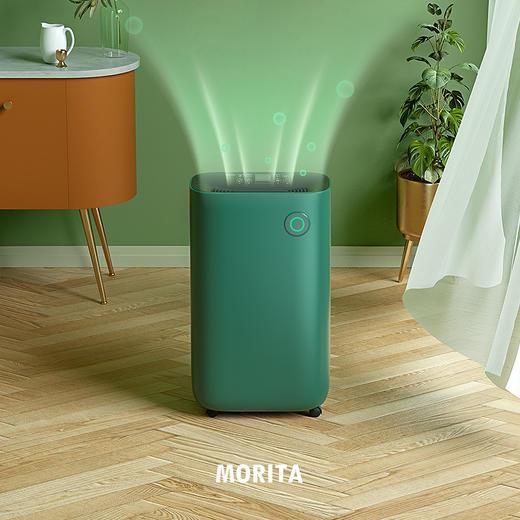 日本 MORITA 除湿机 家用室内去湿抽湿机房间干燥除潮吸湿神器 商品图3