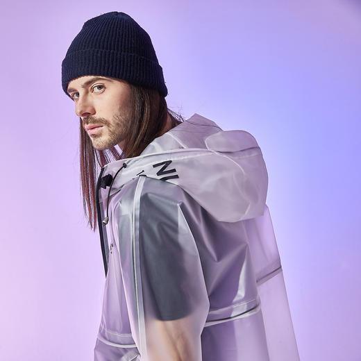 Alcatraz 潮牌风衣雨衣雨披 TPU 潮服设计师 NAZAC 男女同款 商品图4