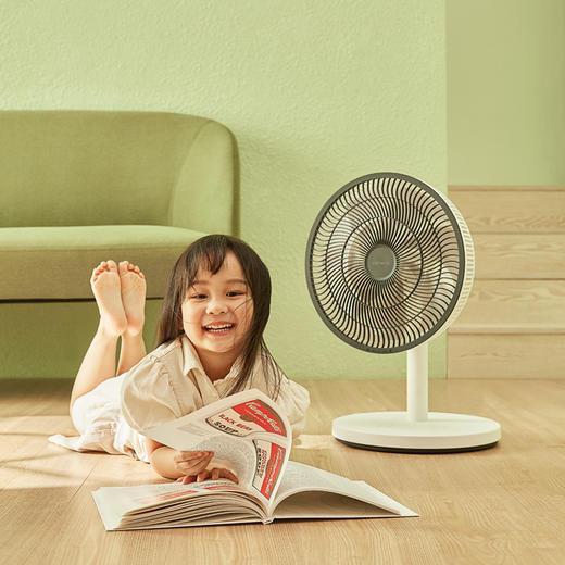 2020全新升级款【山间自然风 温感自动调节风速 】科西KEHEAL F3空气循环扇 智能温感 台式节能静音 优选 新国货 商品图0