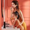 【让宝宝爱上刷牙】艾诗摩尔全自动宝宝儿童电动u型口含式牙刷(赠送木糖醇慕斯牙膏60ml/1支) 商品缩略图12