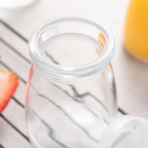 百钻布丁瓶 玻璃带盖酸奶瓶子 家用果冻慕斯杯烘焙模具100-200ml 商品图2