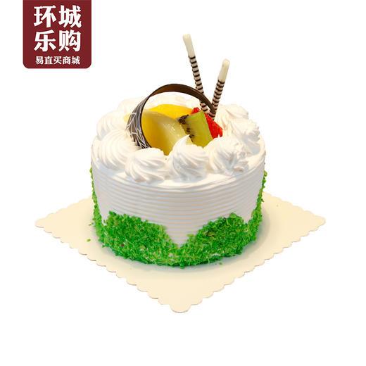 四寸水果蛋糕-018009 商品图0