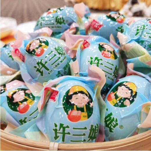 【产地直发】许三娘烤海鸭蛋(熟咸)手提礼盒装 商品图0
