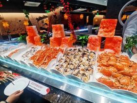 【合乐城】49元-59元抢蓉府单人自助餐!火锅、烤肉、海鲜...一次吃个爽!全场上百种食材自助任意吃!