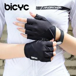 bicyc骑行手套  夏季半指  减震掌垫透气 骑行装备男女