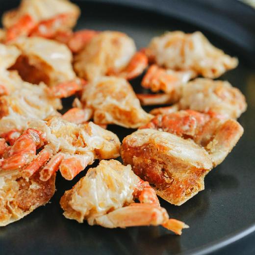 【积分加价购】[脆虾脆蟹组合]原味脆蟹40g*2盒+海苔脆虾26g*3盒 商品图5