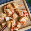 【积分加价购】[脆虾脆蟹组合]原味脆蟹40g*2盒+海苔脆虾26g*3盒 商品缩略图1